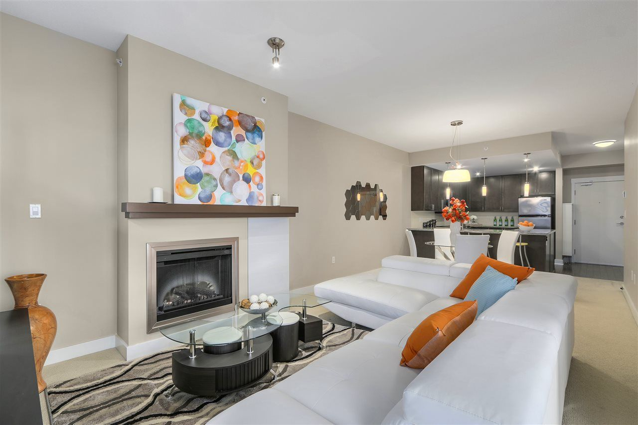 Main Photo: 414 2368 MARPOLE AVENUE in Port Coquitlam: Central Pt Coquitlam Condo for sale : MLS®# R2227561
