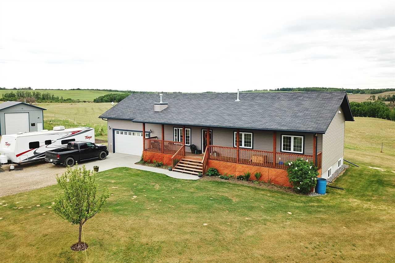 Main Photo: 5207 TWP 500: Rural Brazeau County House for sale : MLS®# E4119339