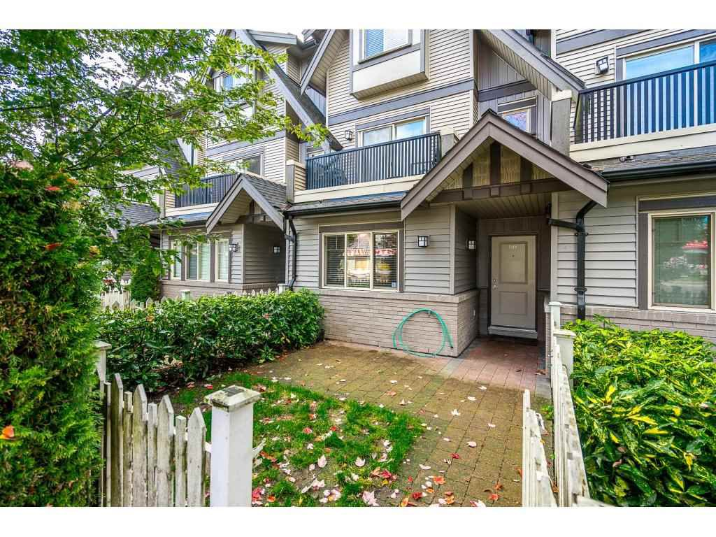 "Main Photo: 106 13368 72 Avenue in Surrey: West Newton Townhouse for sale in ""Crafton Hill"" : MLS®# R2314183"