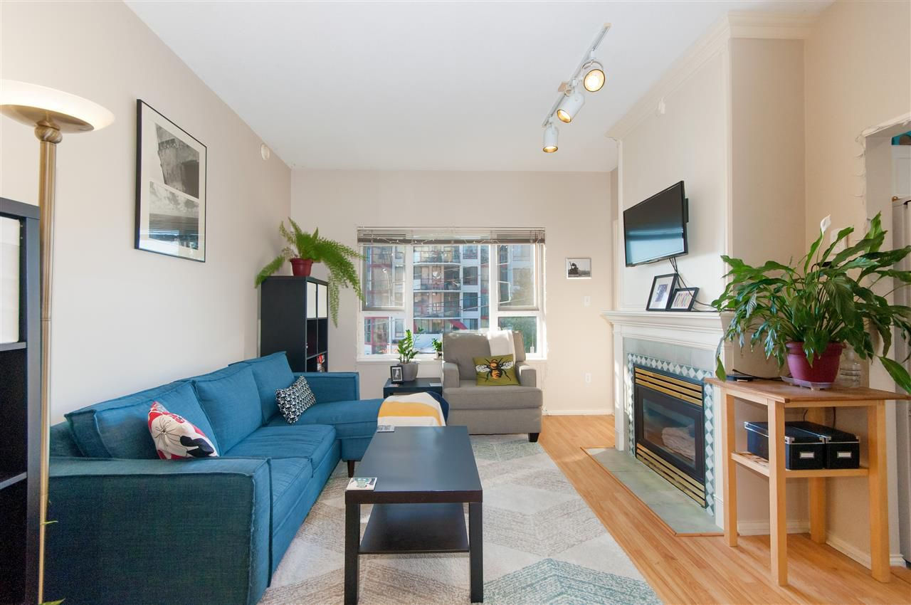 """Main Photo: 201 221 ELEVENTH Street in New Westminster: Uptown NW Condo for sale in """"THE STANFORD"""" : MLS®# R2324318"""