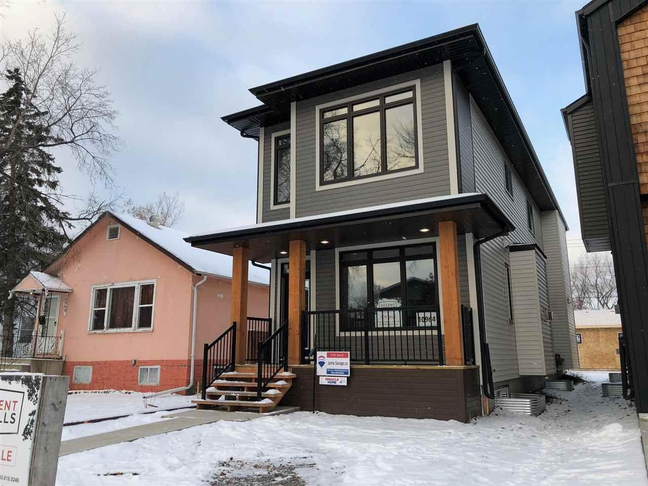 Main Photo: 10964 129 Street in Edmonton: Zone 07 House for sale : MLS®# E4136600
