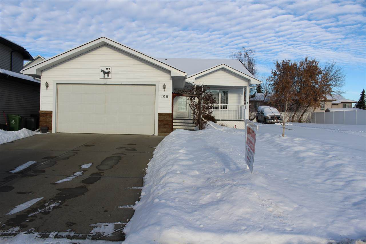 Main Photo: 198 BRIDGEVIEW Drive: Fort Saskatchewan House for sale : MLS®# E4137102