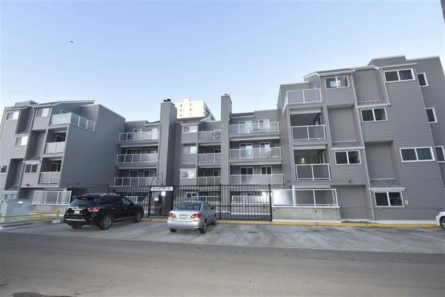 Main Photo: 305 10139 117 Street in Edmonton: Zone 12 Condo for sale : MLS®# E4137784