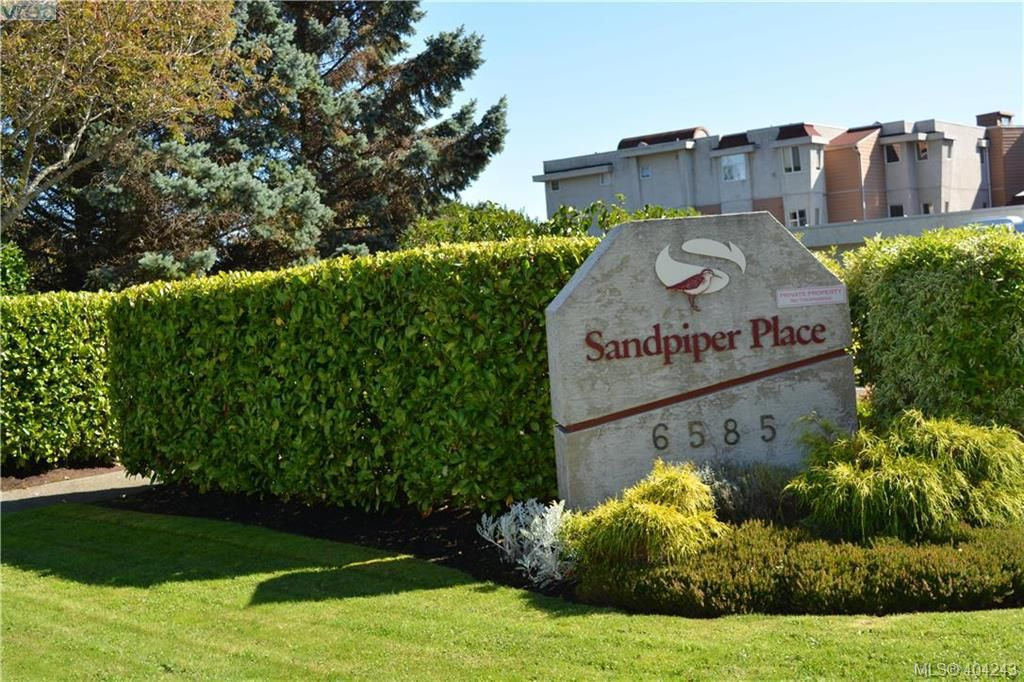 Main Photo: 208 6585 Country Road in SOOKE: Sk Sooke Vill Core Condo Apartment for sale (Sooke)  : MLS®# 404243