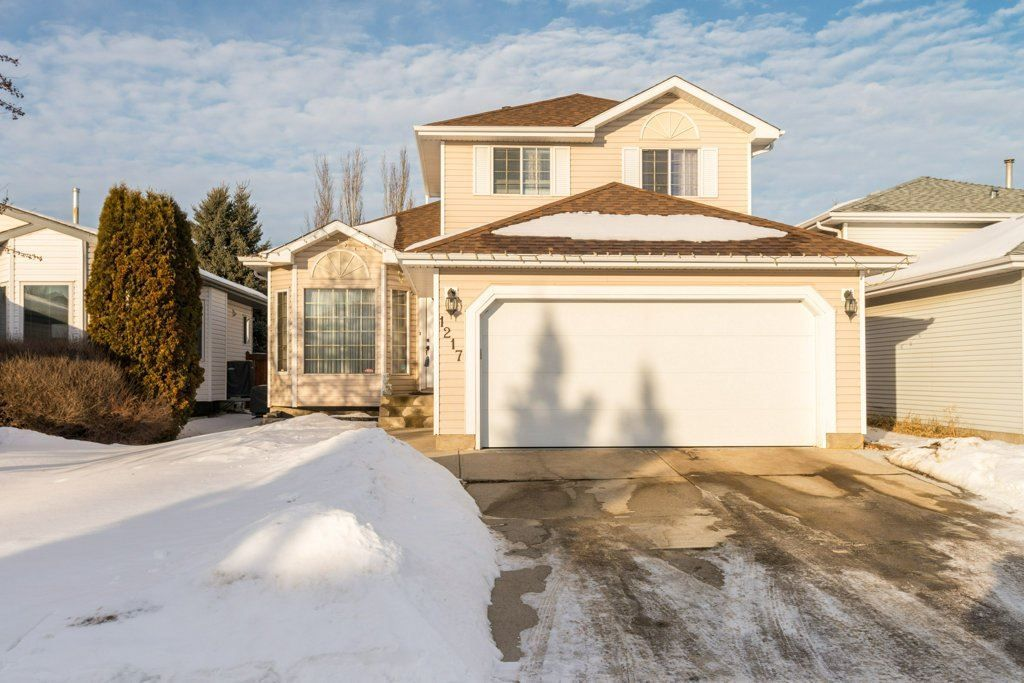 Main Photo: 1217 Kane Wynd in Edmonton: Zone 29 House for sale : MLS®# E4140317