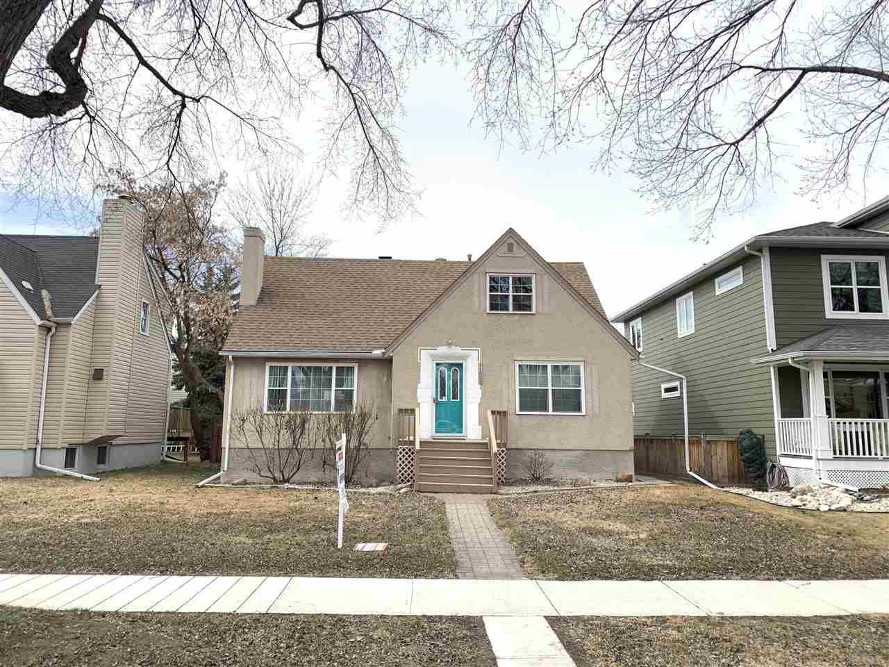 Main Photo: 11026 126 Street in Edmonton: Zone 07 House for sale : MLS®# E4144263