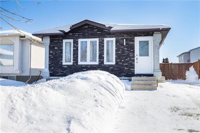 Main Photo: 73 Ferngrove Walk in Winnipeg: Riverbend Residential for sale (4E)  : MLS®# 1903573