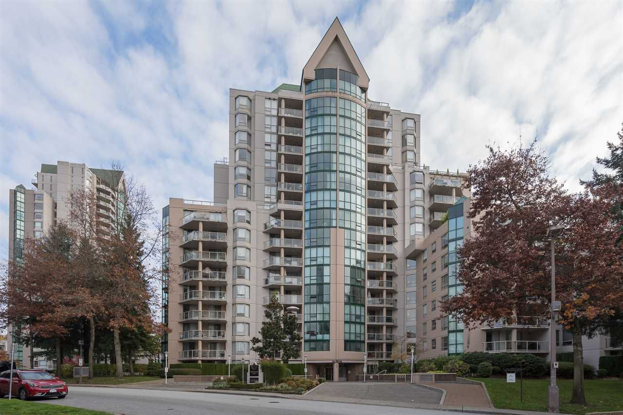 "Main Photo: 208 1189 EASTWOOD Street in Coquitlam: North Coquitlam Condo for sale in ""THE CARTIER"" : MLS®# R2347279"