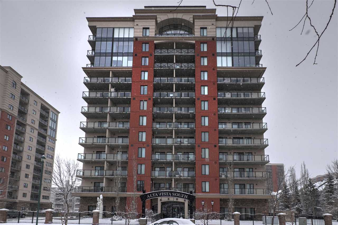 Main Photo: 1203 10303 111 Street in Edmonton: Zone 12 Condo for sale : MLS®# E4150237