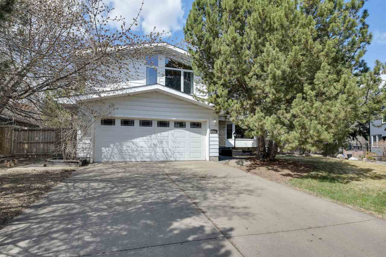 Main Photo: 8128 133 Street in Edmonton: Zone 10 House for sale : MLS®# E4153818
