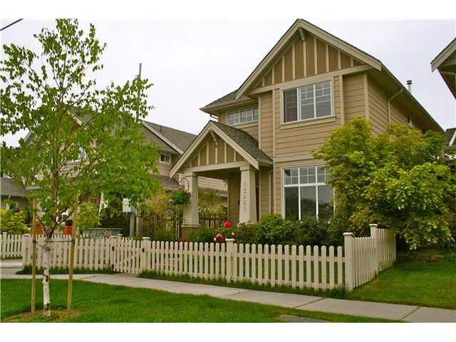 Main Photo: 12460 TRITES Road in Richmond: Steveston South House for sale : MLS®# V890422