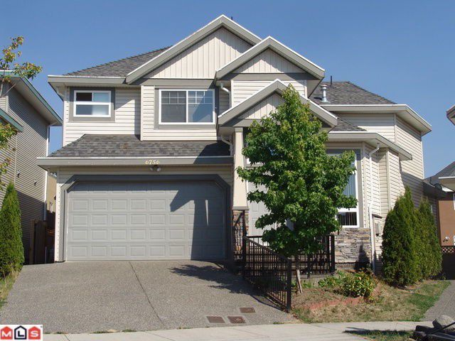 Main Photo: : House for sale : MLS®# F1113348
