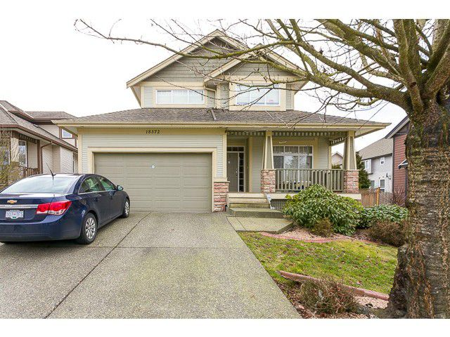 Main Photo: 18372 67TH Avenue in Surrey: Cloverdale BC House for sale (Cloverdale)  : MLS®# F1402463
