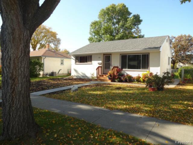 Main Photo: 99 Lennox Avenue in WINNIPEG: St Vital Residential for sale (South East Winnipeg)  : MLS®# 1424381