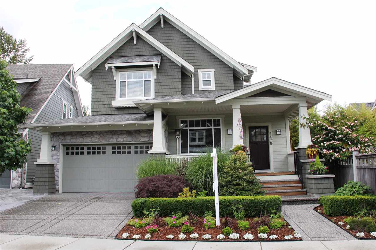 "Main Photo: 9475 WASKA Street in Langley: Fort Langley House for sale in ""Bedford Landing"" : MLS®# R2080781"