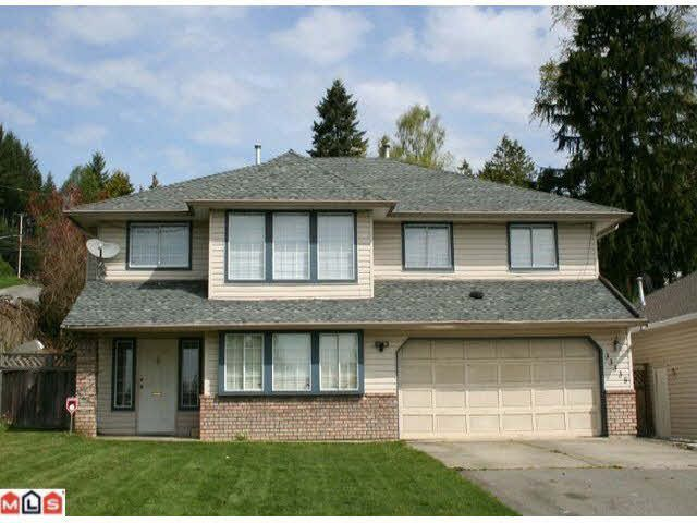 Main Photo: 33335 BEST Avenue in Mission: Mission BC House for sale : MLS®# R2081434