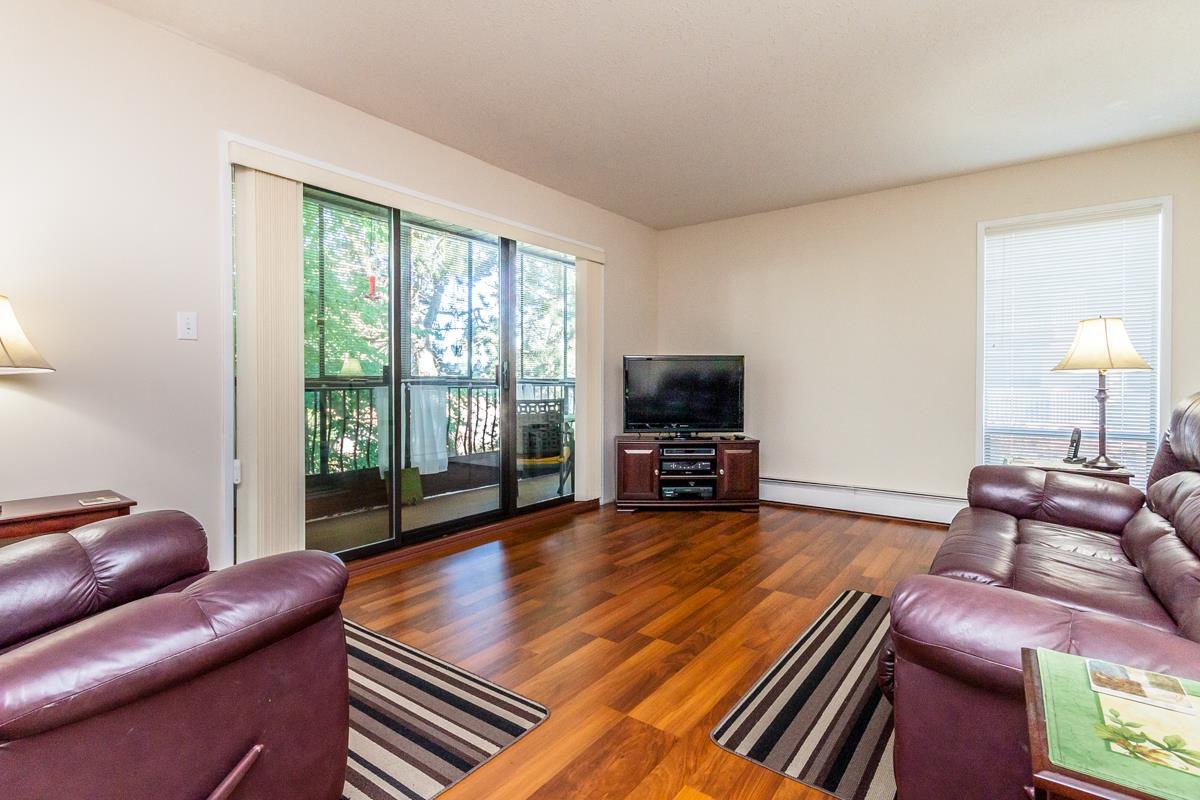 "Main Photo: 205 2414 CHURCH Street in Abbotsford: Abbotsford West Condo for sale in ""Autumn Terrace"" : MLS®# R2093723"