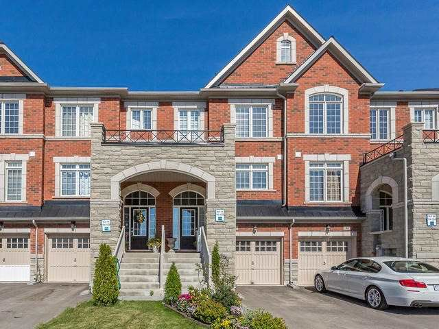 Main Photo: 24 Cloudburst Road in Brampton: Northwest Brampton House (3-Storey) for sale : MLS®# W3587023