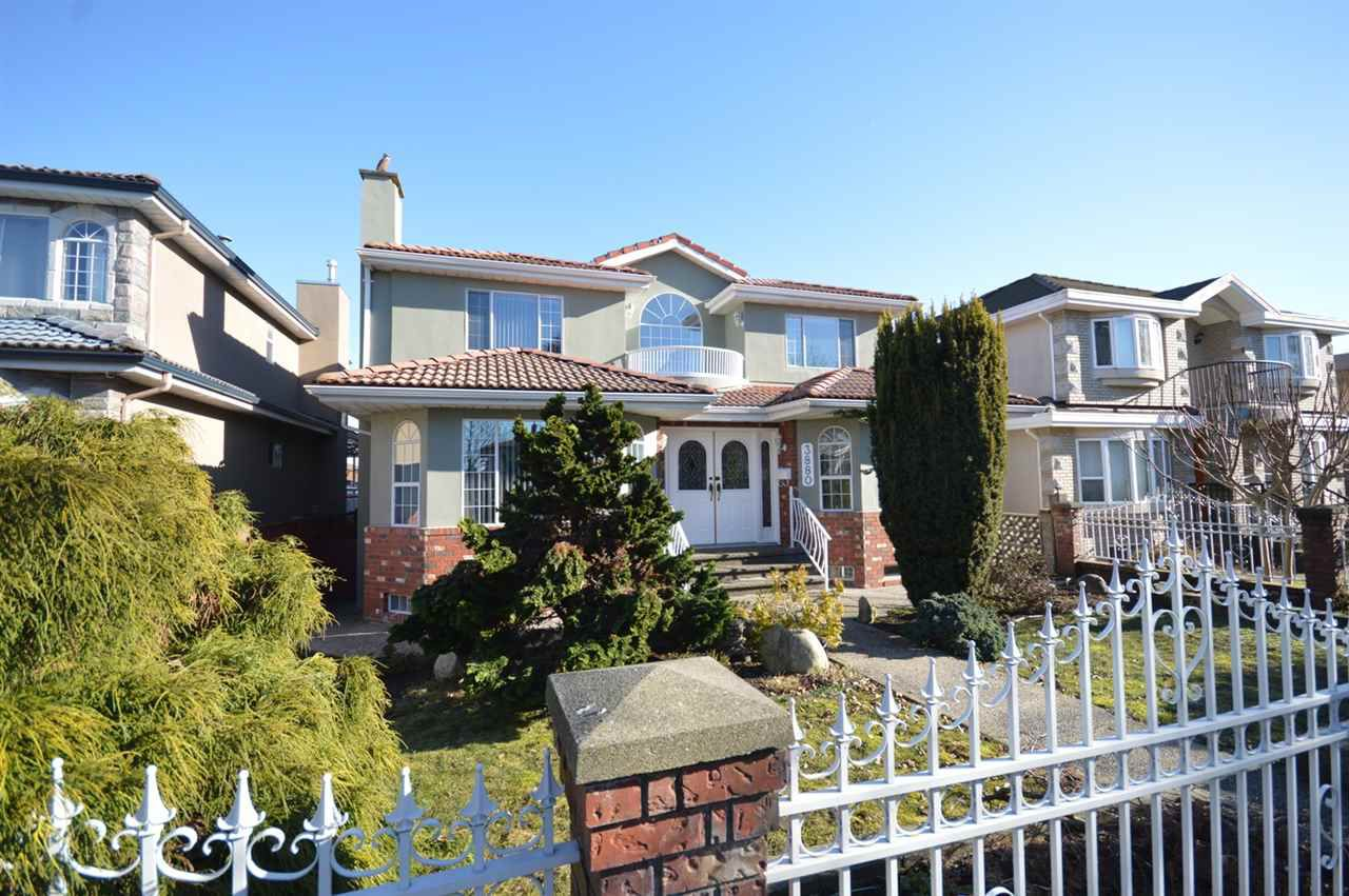 Main Photo: 3880 GLENDALE Street in Vancouver: Renfrew Heights House for sale (Vancouver East)  : MLS®# R2136526