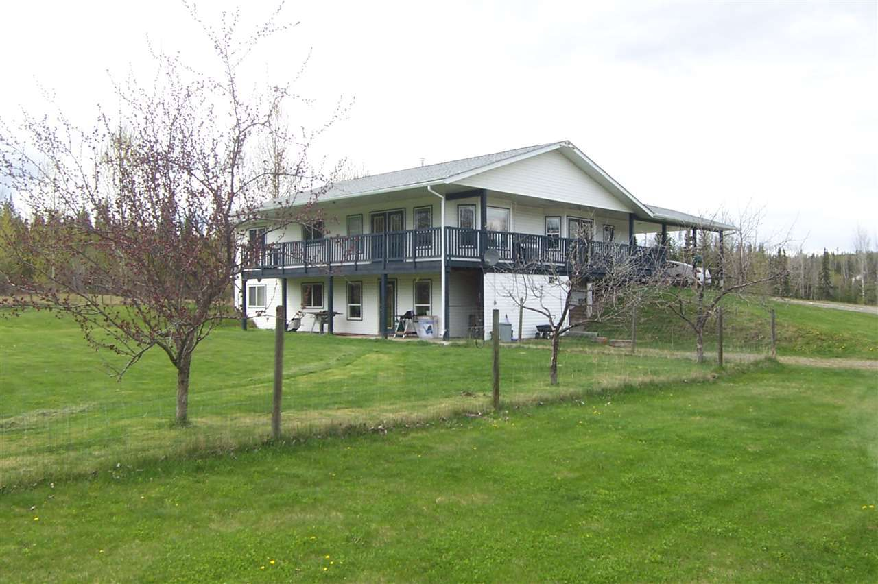 Main Photo: 4354 GUY Road: Bouchie Lake House for sale (Quesnel (Zone 28))  : MLS®# R2140336