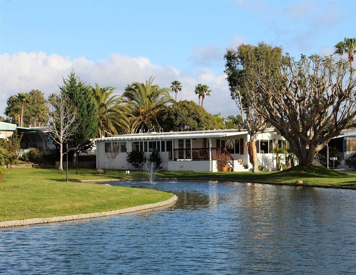 Main Photo: CARLSBAD WEST Manufactured Home for sale : 2 bedrooms : 7104 Santa Cruz #57 in Carlsbad