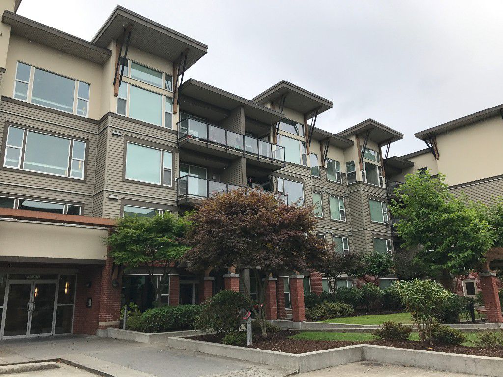 Main Photo: #114 33539 Holland Ave. in Abbotsford: Central Abbotsford Condo for rent