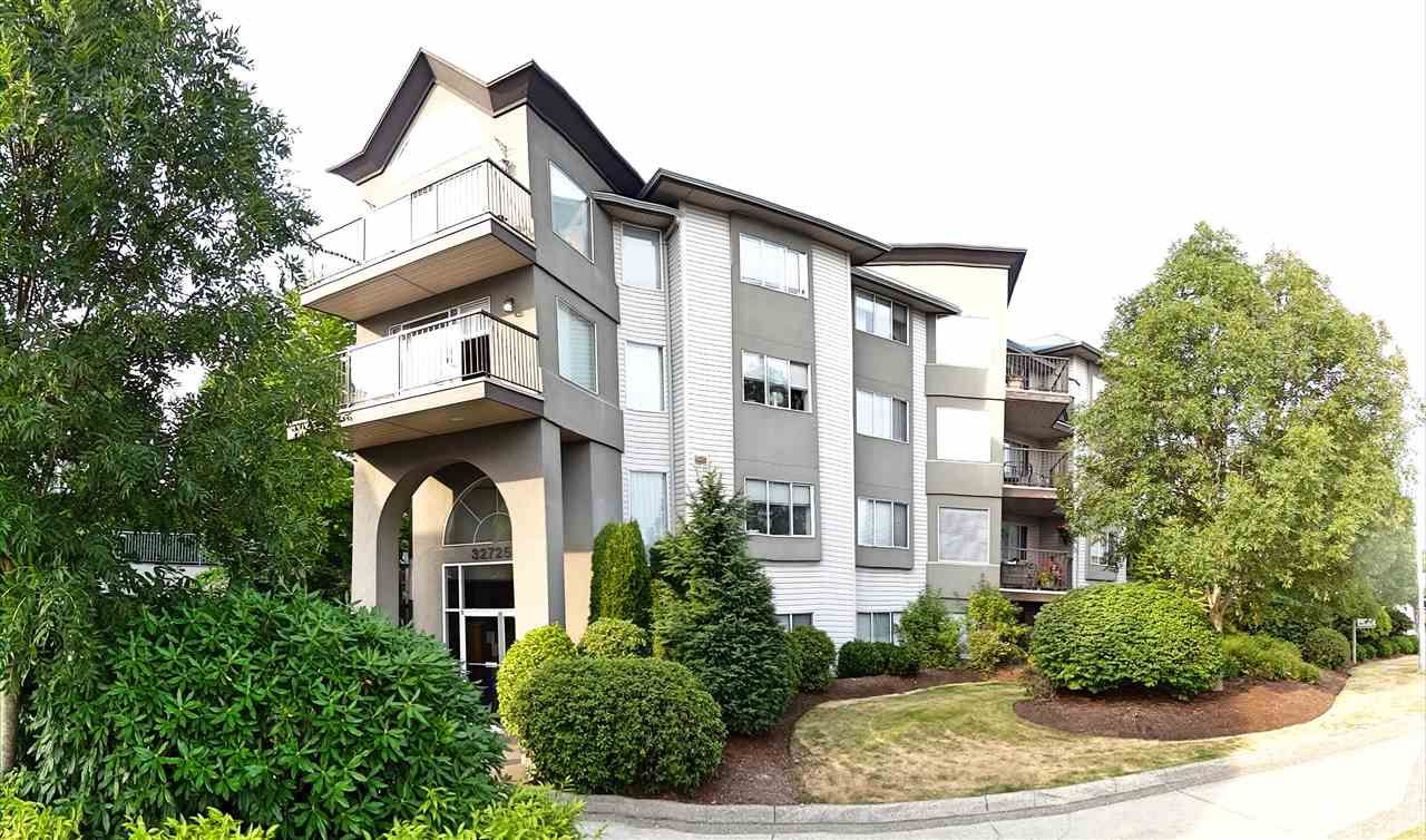 """Main Photo: 310 32725 GEORGE FERGUSON Way in Abbotsford: Abbotsford West Condo for sale in """"The Uptown"""" : MLS®# R2227373"""