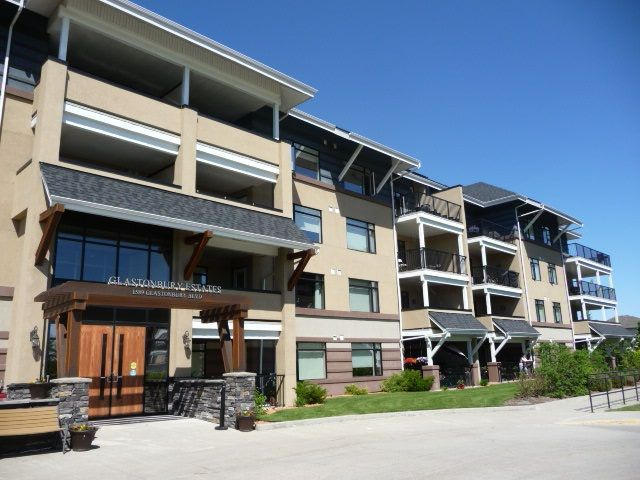 Main Photo: 410 1589 GLASTONBURY Boulevard in Edmonton: Zone 58 Condo for sale : MLS®# E4119550