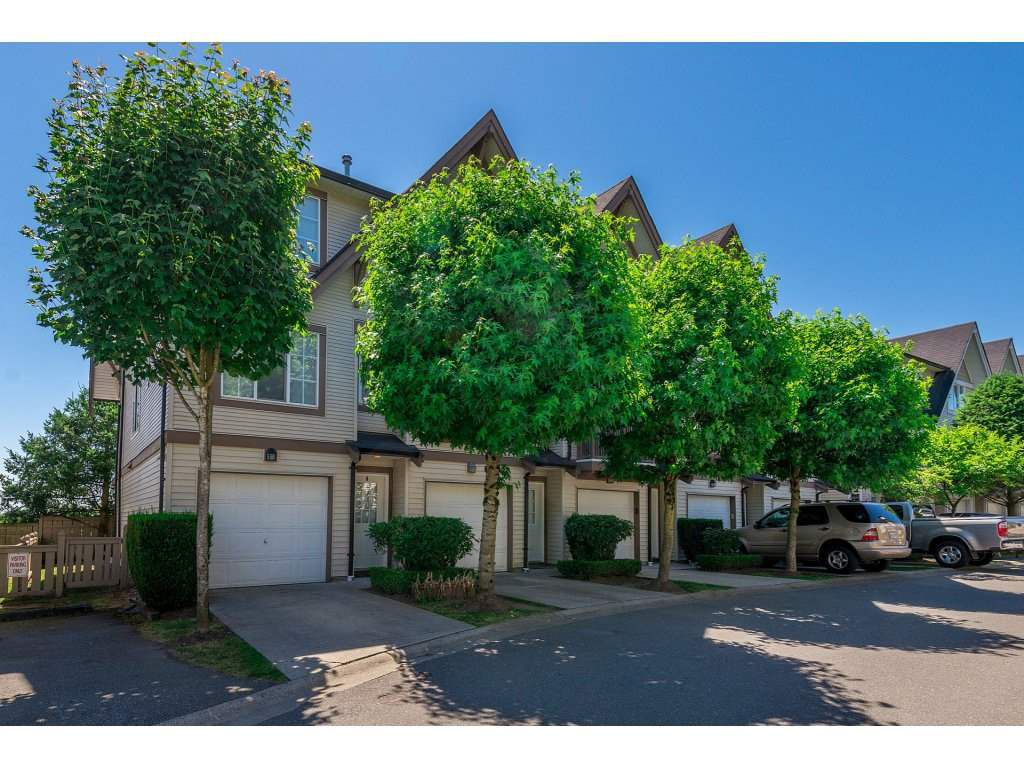 "Main Photo: 71 20540 66 Avenue in Langley: Willoughby Heights Townhouse for sale in ""Amberleigh"" : MLS®# R2286867"