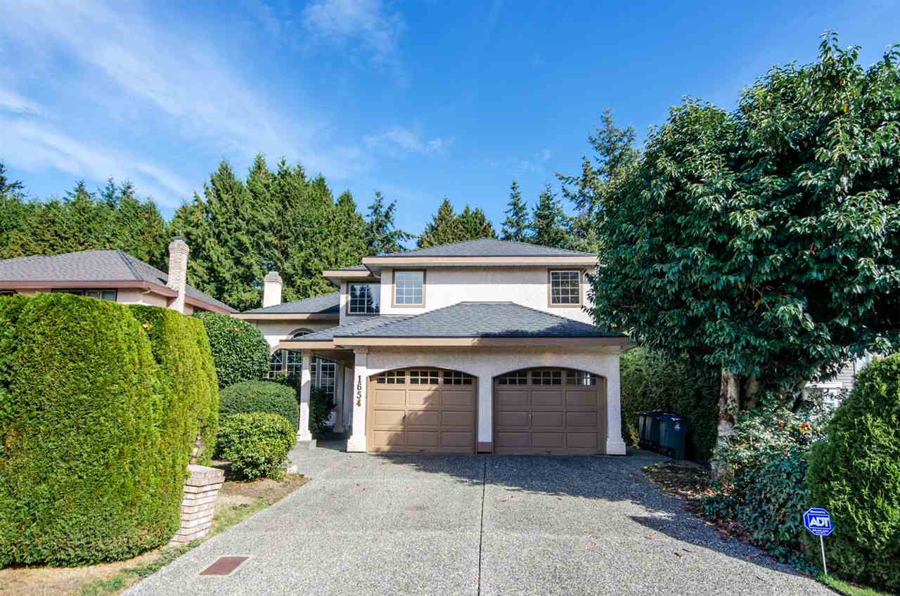 "Main Photo: 1654 138B Street in Surrey: Sunnyside Park Surrey House for sale in ""Cedar Lane - South Bell Park"" (South Surrey White Rock)  : MLS®# R2306275"