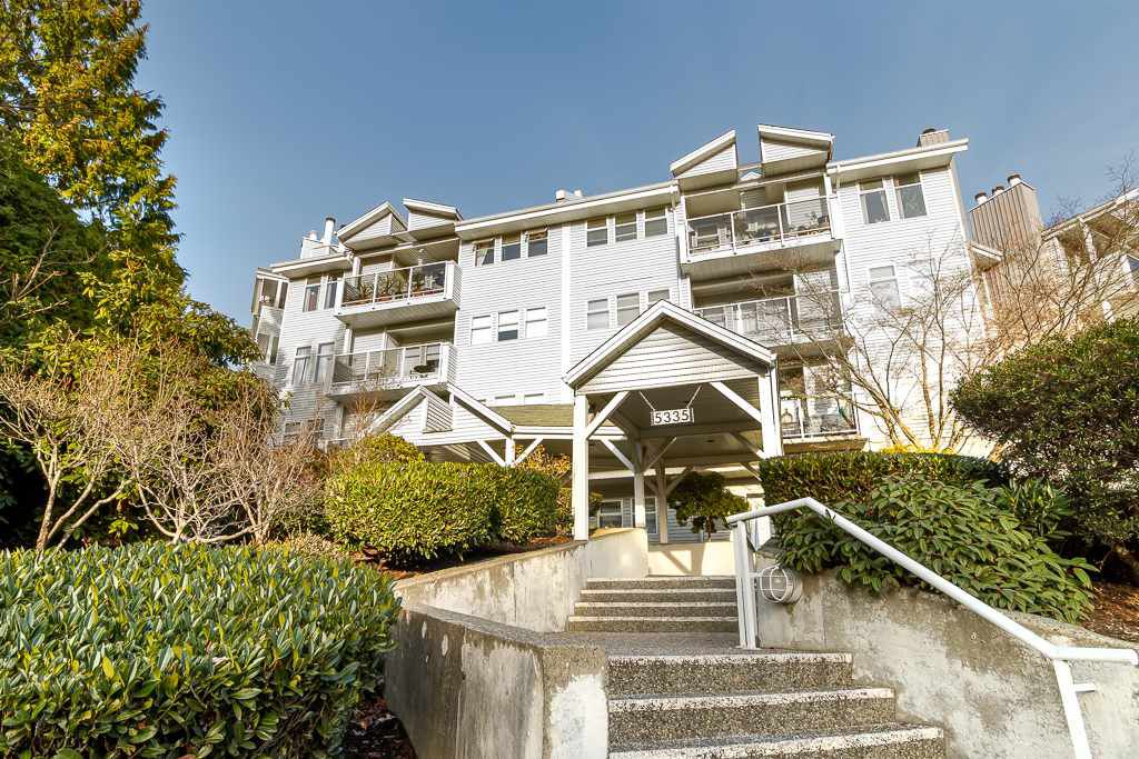 "Main Photo: 313 5335 HASTINGS Street in Burnaby: Capitol Hill BN Condo for sale in ""THE TERRACES"" (Burnaby North)  : MLS®# R2327030"