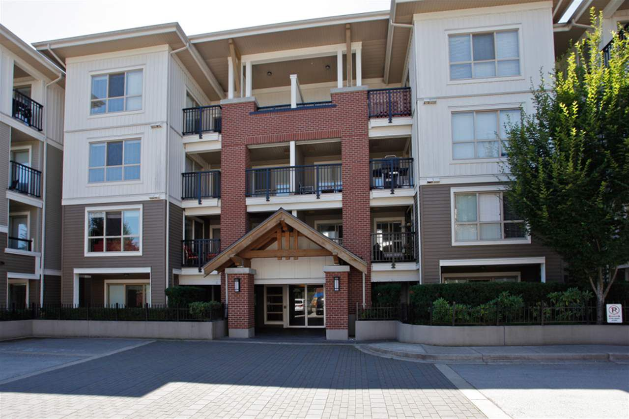 "Main Photo: B312 8929 202 Street in Langley: Walnut Grove Condo for sale in ""The Grove"" : MLS®# R2330828"