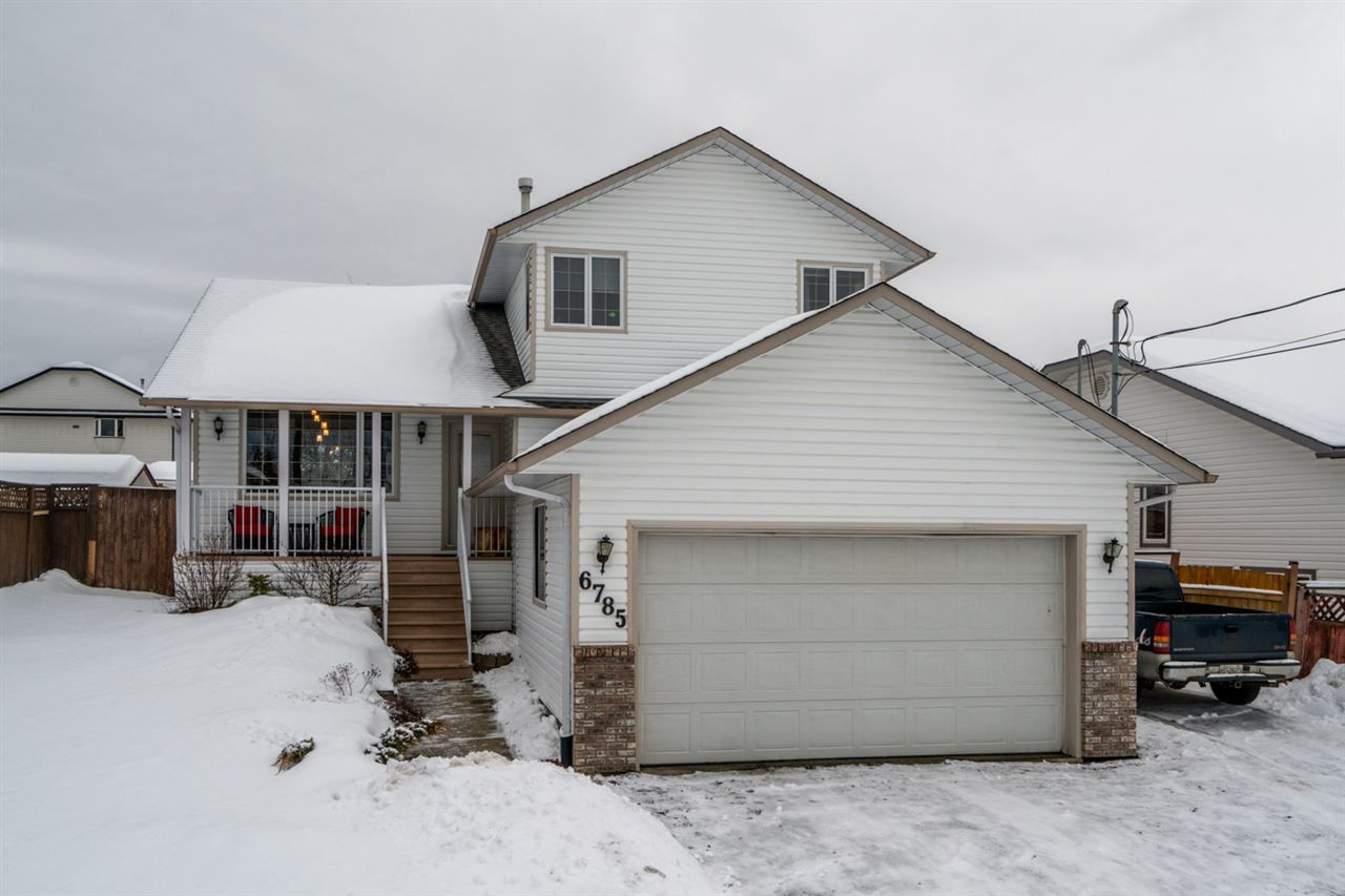 """Main Photo: 6785 CHECKLEY Road in Prince George: St. Lawrence Heights House for sale in """"ST. LAWRENCE HEIGHTS/PARENT/MARLEAU"""" (PG City South (Zone 74))  : MLS®# R2335993"""
