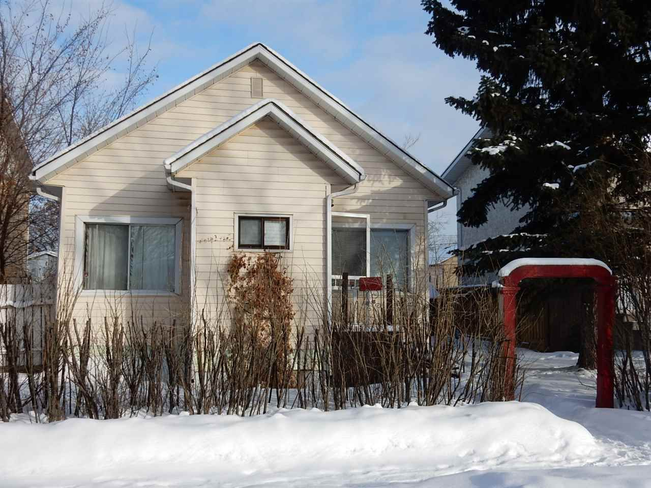 Main Photo: 12717 123A Street in Edmonton: Zone 01 House for sale : MLS®# E4145169
