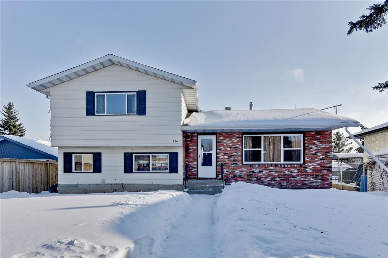 Main Photo: 7615 142 Avenue in Edmonton: Zone 02 House for sale : MLS®# E4146216