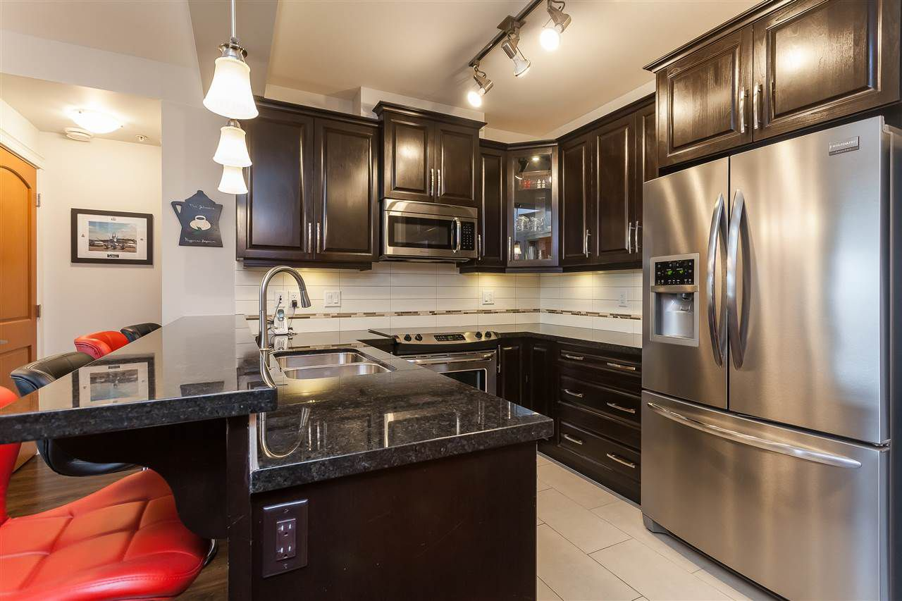 """Main Photo: 482 8288 207A Street in Langley: Willoughby Heights Condo for sale in """"Yorkson Creek"""" : MLS®# R2349588"""