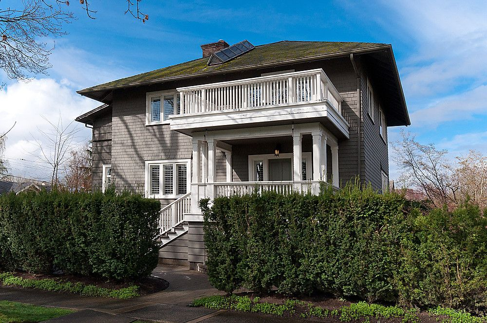 Main Photo: 5837 ELM Street in Vancouver: Kerrisdale House for sale (Vancouver West)  : MLS®# V954618