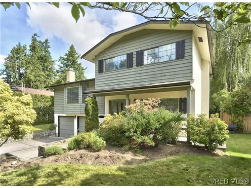Main Photo: 460 Dressler Road in VICTORIA: Co Wishart South Single Family Detached for sale (Colwood)  : MLS®# 310442