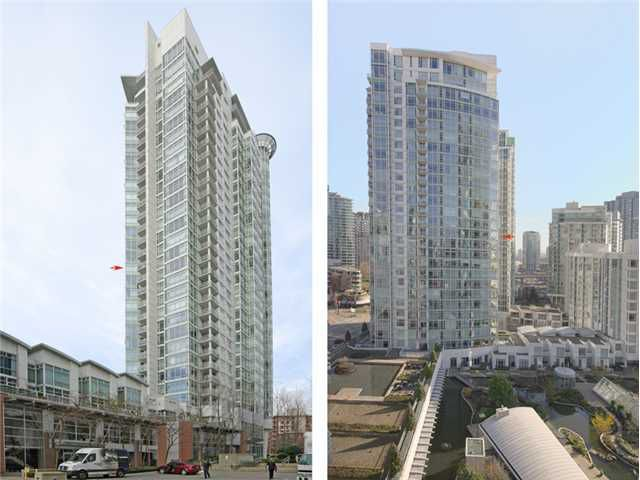 "Main Photo: 1807 198 AQUARIUS MEWS ME in Vancouver: Yaletown Condo for sale in ""AQUARIUS II"" (Vancouver West)  : MLS®# V995255"