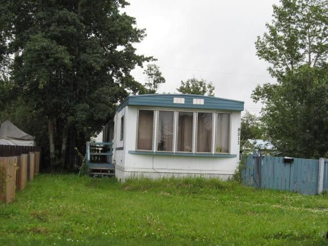 Main Photo: 8511 76TH Street in Fort St. John: Fort St. John - City SE Manufactured Home for sale (Fort St. John (Zone 60))  : MLS®# N229712
