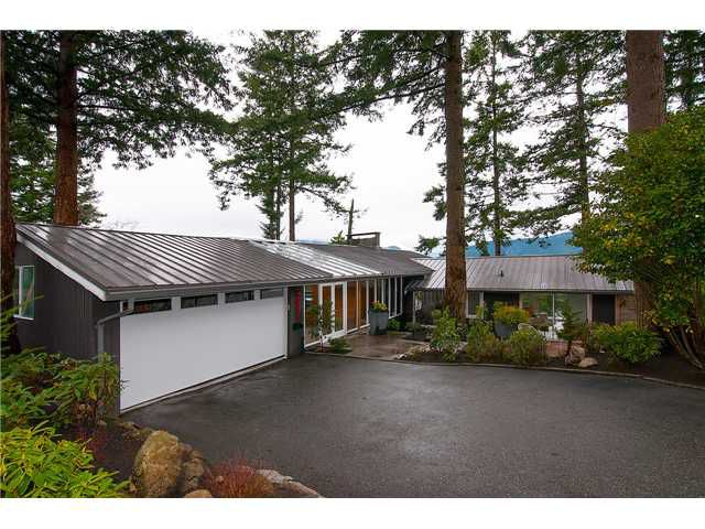 Main Photo: 6451 MADRONA CR in West Vancouver: Horseshoe Bay WV House for sale : MLS®# V1055328