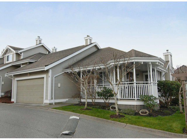 Main Photo: 3 20788 87th Ave in Langley: Walnut Grove Townhouse for sale : MLS®# F1305758