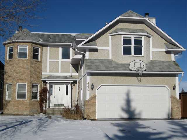 Main Photo: 440 HAWKHILL Place NW in CALGARY: Hawkwood Residential Detached Single Family for sale (Calgary)  : MLS®# C3547971