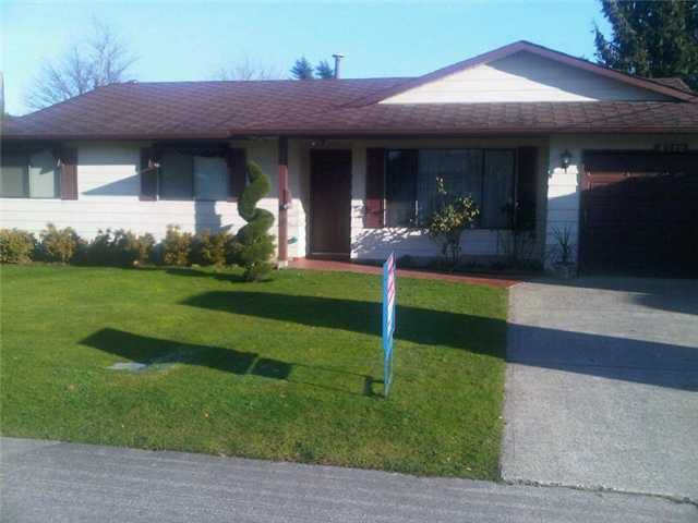 Main Photo: 4712 46A Street in Ladner: Ladner Elementary House for sale : MLS®# V982298