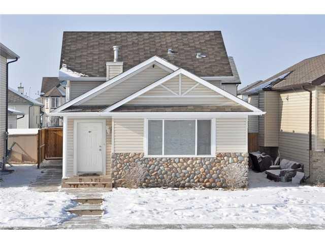 Main Photo: 39 SADDLEMEAD Green NE in CALGARY: Saddleridge Residential Detached Single Family for sale (Calgary)  : MLS®# C3555180