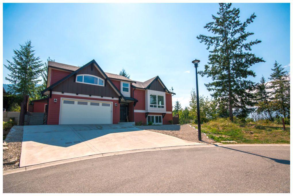 Main Photo: 1450 Southeast 9 Avenue in Salmon Arm: Hillcrest House for sale (SE Salmon Arm)  : MLS®# 10087408
