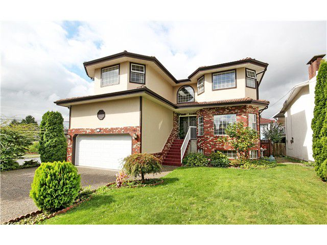 Main Photo: 7783 CURRAGH Avenue in Burnaby: South Slope House for sale (Burnaby South)  : MLS®# V1082779