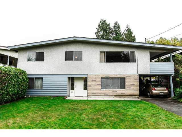 Main Photo: 3136 NEWBERRY ST in Port Coquitlam: Birchland Manor House for sale : MLS®# V1093425