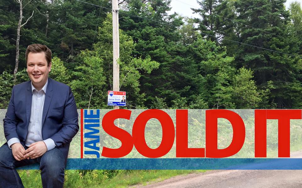Main Photo: Lot Green Road: Westcock Vacant Land for sale (Sackville)  : MLS®# M106566