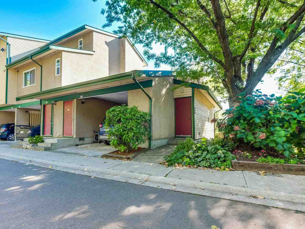 Main Photo: 3454 COPELAND AVENUE in Vancouver: Champlain Heights Townhouse for sale (Vancouver East)  : MLS®# R2145145